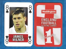 England James Milner Liverpool 8C